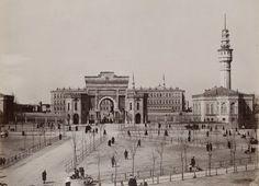 Beyazıt / Seraskerat Guillaume Berggren / 1880