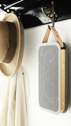 With up to 24 hours of battery life, this premium Bluetooth speaker delivers unbelievable sound quality that you can take anywhere.