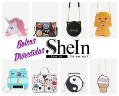 Wishlist #12: Bolsas criativas da Shein.com   Vintage Pri