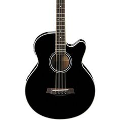 Ibanez AEB5EBK Acoustic Electric Bass Guitar, Black Reviews $ 199.99 Bass Guitars Product Features 32″ Scale AEL Body Spruce Top Mahogany Neck Mahogany Back and Sides Abalone Rosette Bass Guitars Product Description AEB5E The addition of an acoustic bass in any musical situation adds a layer of warm, low-en .. http://www.guitarhomes.com/ibanez-aeb5ebk-acoustic-electric-bass-guitar-black-reviews-16/