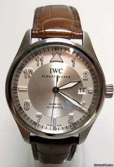 8ecd9886a82  IWC pilot  watch Mark XVI with automatic movement