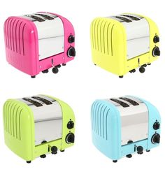 Bright Toasters
