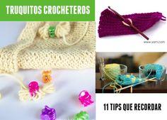 11 trucos para tejedoras