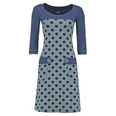 Tante Betsy jurk 'Retro Go Dot' koop je eenvoudig en veilig online bij Love, Peace & Joy. Op werkdagen voor 21.00 uur besteld, is morgen in huis!