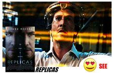 #Replicas #SEEorSNUB #KeanuReeves #AliceEve #Movie #Film #Movies #Films Movie Film, Movies, The Best Films, Keanu Reeves, Writer, Author, Fictional Characters, Films, Writers