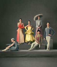 Great Cinderella Ballet Costumes. NZRB. http://www.nzballet.org.nz