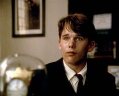 'Dead Poets Society' (1989): Ethan Hawke as shy Todd Anderson.
