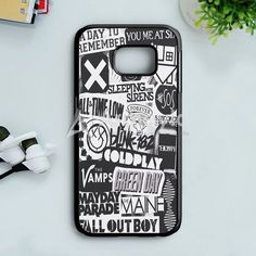The XxxVampsColdplay And The 1975 Band Samsung Galaxy S7 Case | armeyla.com