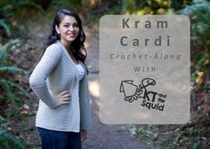 Kram Cardi CAL: Design Reveal and Supply List | KT and the Squid | KT and the Squid