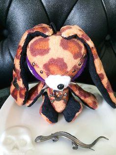 Etsy のBeige leopard Patterned Soppy(ショップ名:Vanityjam)