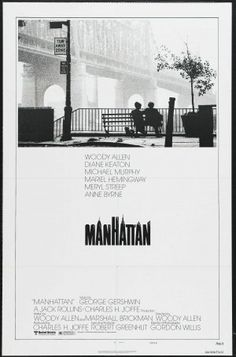 Manhattan movie poster