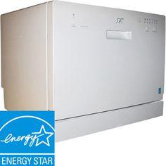 ... Countertop dishwasher, Danby dishwasher and Compact dishwashers