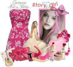 """Everyone Has A Story...."" by glitterlady4 on Polyvore"