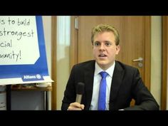 Meet Paul van Ammelrooij - Actuary, Allianz SE