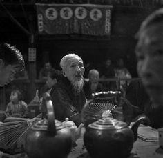 Fan Ho il primo fotografo da street di Hong Kong