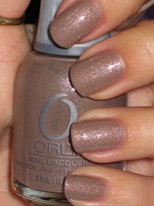 Nite Owl Orly nail polish