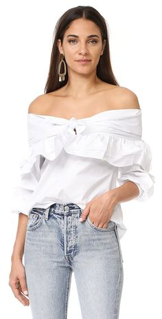 STYLEKEEPERS Serenade Off Shoulder Top | SHOPBOP