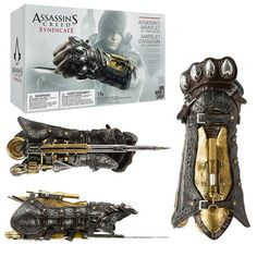 Assassins Creed Syndicate Hidden Blade Cosplay New in Box //Price: $56.00 & FREE Shipping //     #love