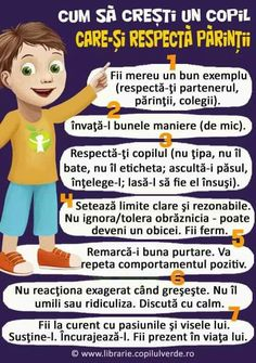 Cum să crești un copil respectuos 4 Kids, My Children, Positive Discipline, Emotional Intelligence, Kids Education, Classroom Management, Kids And Parenting, Activities For Kids, Homeschool