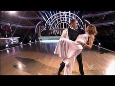Amy Purdy & Derek Hough - Quickstep - Week 9 - YouTube
