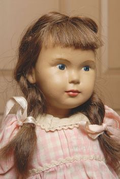 "12"" Belinda Bunyon Grow Up Doll by Dewees Cochran, c. 1950s."