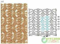 muchos puntos crochet para disfrutar!!..De: LEONA - LA CASITA DE MABELY - Gabitos