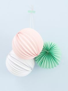 New: Pastel decorations