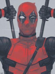 Deadpool by nabetas