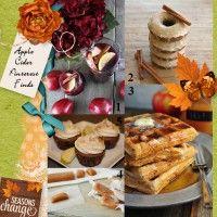 Pinterest recipe finds – apple cider!
