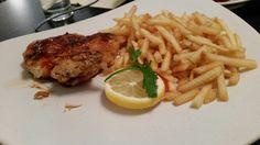 Pollo e patatine