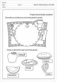Resultado de imagem para livros infantis alimentação no pré-escolar