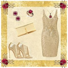 """""""A dress I would't wear"""" by tarlily on Polyvore"""