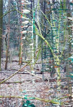 "Gerhard Richter - Abstract Art - ""18. Jan. 15"" Gerhard Richter Painting, Modern Art, Contemporary Art, European Paintings, Les Oeuvres, Abstract Art, Landscape, Watercolours, Drawings"