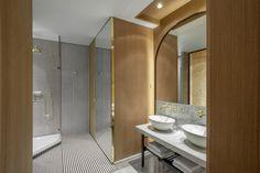 hôtel vernet refurbishment - paris - françois champsaur - 2014 - bathroom