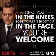 Ufff its Suits