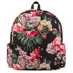 Bloomsbury Bouquet Padded Backpack | Cath Kidston |