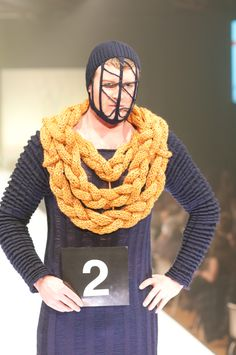 Hokonui Fashion Awards 2012 - Menswear winner