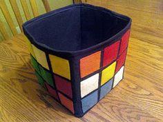 rubiks storage cube
