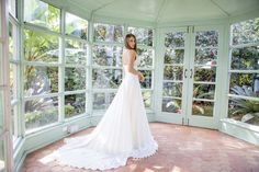 5539ea14c54 Moira Hughes Couture Wedding Dress Sydney Designer Historic Lindesay House.  Outdoor Wedding  MoiraHughes www