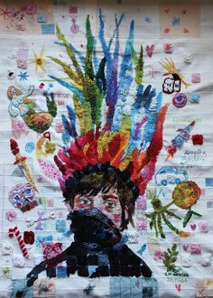Vor etwa einem Jahr konnte uns die junge russische Künstlerin Lisa Smirnova erstmals mit von ihr entworfenen Portrait-Artworks ins Staunen versetzen.