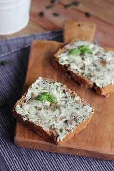 Möhren-Zucchini-Brot - Zum Tag des Deutschen Butterbrotes