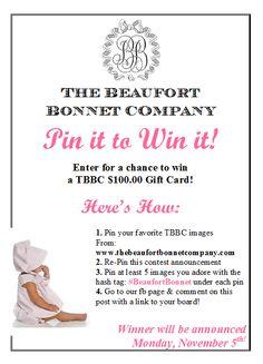 1000+ images about The Beaufort Bonnet Co. on Pinterest ...