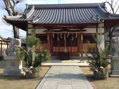 阪合神社 小阪合町2丁目8−39