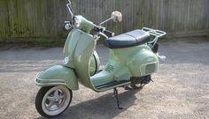 Service a neco abruzzi scooter - preparation