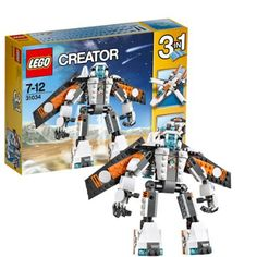 LEGO Creator 31034: Future flyers
