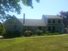 Completion of the front. Jamestown, RI