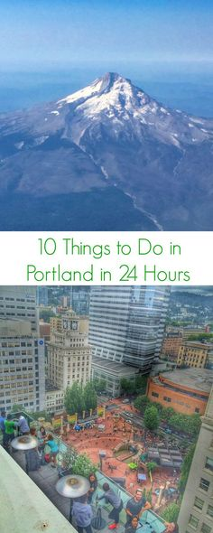 10 Things to Do in Portland in 24 Hours - The Lemon Bowl