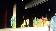 المهرجان الجهري العاشر للمسرح المدرسي وجدة