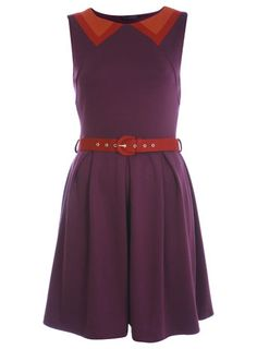 Cute librarian style dress from Selfridges.