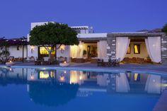 Yiria hotel Paros